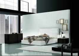 Master Bedroom Furniture Designs Bedroom Black High Gloss Headboard On Kingsize Bed Master Bedroom