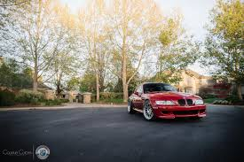 BMW M Coupe Tribute By HRE Wheels - Photoshoot