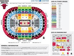 United Center Bulls Seating Chart Single Game Tickets Roadtrip East To West Game Tickets