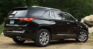 2018 chevrolet high country traverse. interesting high 2018 chevrolet traverse rear intended chevrolet high country traverse