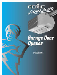 Garage Door genie garage door manual pictures : Genie Garage Door Opener 3452535556 User Guide | ManualsOnline.com