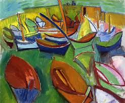 martigues 1907 raoul dufy by style fauvism