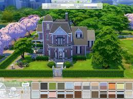 maison conçue dans le jeu les sims 4