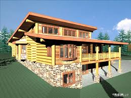 Small Picture Clerestory House Plans Anderson Custom Homes log home cabin