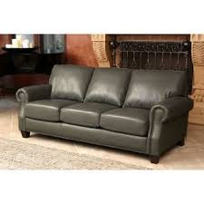 leather couches. Abbyson Landon Top Grain Leather Sofa Couches Y