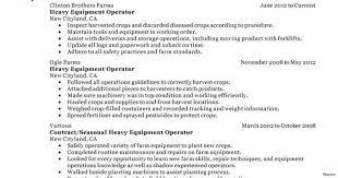Chemical Operator Resume Process Operator Resume Best Process Operator Resume Chemical