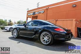 Bolt On Up To +40WHP with these Mods for 987 Porsche Cayman S