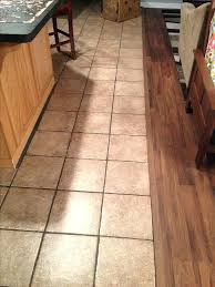 transition ceramic tile to laminate hardwood and transitions in our downstairs bathroom no flooring ideas
