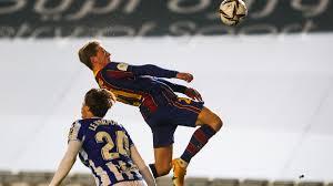 Реал Сосьедад – Барселона: видео голов матча – 13 января 2021