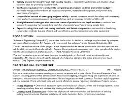 Federal Resume Examples Sample Ideas