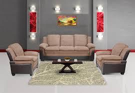 sofa set. Royaloak Hilton Sofa Set 3+1+1