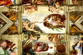 there s a scientific secret hiding in one of the most famous paintings of all time it resides on the ceiling of the sistine chapel painted by michelangelo