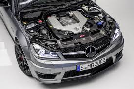 2014 Mercedes-Benz C63 AMG Edition 507 to debut at Geneva Motor Show -