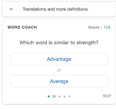 Another Word For Itinerary Is Google Word Coach A Fun Word Game In The Search Results