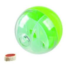 """<b>Игрушка Trixie</b> """"<b>Мяч</b>"""" для лакомств , пластик, ø 5 см (1809168 ..."""