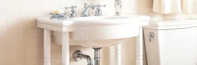 american standard pedestal bathroom sinks retrospect collection s washstand