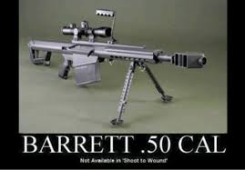 In other words, a.50 cal could probably penetrate a tank, but only the earliest ones. Barret 50 Cal Posts Facebook