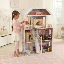 wooden barbie dollhouse furniture. Image Is Loading Barbie-Size-Dollhouse-Furniture-Girls-Playhouse-Dream-Play- Wooden Barbie Dollhouse Furniture .