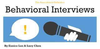 Behavioral Interviews Mastering The Behavioral Interview Lucy Chen Medium