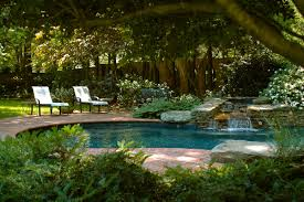 Nature Garden Swimming Pools Design Pool Photo And Trends Garden And Pool  Design