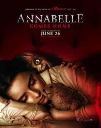 MOVIE REVIEW ] เมื่อตุ๊กตาผีแผลงฤทธิ์อีกครั้งใน Annabelle Comes Home:  แอนนาเบลล์ ตุ๊กตาผีกลับบ้าน