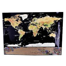 Online Shop <b>1 Pc</b> Fashion Map Personalized World Map <b>Mini</b> ...