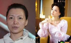 funny image clip before and after makeup asian s part 2 funny picture