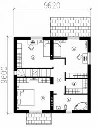2 bedroom house plans square feet feet 2 bedrooms 2 small house