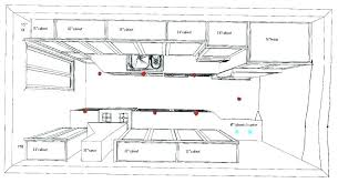 kitchen lighting layout. Recessed Lighting Layout Calculator Placement Of Lights In Kitchen Layouts Trendy E