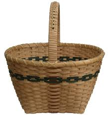 wooden berry baskets with handles designs