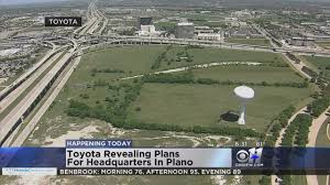 Sneak Peek At Toyota Headquarters In Plano Â« CBS Dallas / Fort Worth
