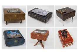 Decorating Cigar Boxes Wooden Cigar Boxes 11