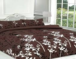 brown duvet cover brown choc bedding set brown duvet cover king size brown duvet cover