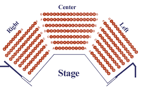 Court Theatre Seating Chart Theatre In Chicago