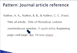bunch ideas of apa format journal article reference example on ideas collection apa format journal article reference example for summary