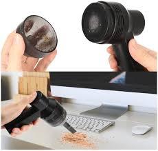 Máy hút bụi cầm tay mini vệ sinh bàn phím máy tính, thiết bị điện tử