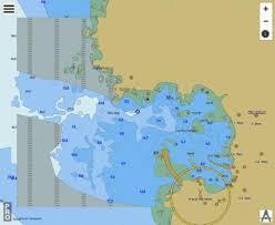 Tide Chart Tasmania King Island Currie Harbour Marine Chart Au_au5178p7