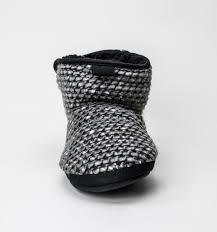 Mens Bedroom Athletics Slippers Bedroom Athletics Willis Charcoal Fleck Mens Slipper Boots Was