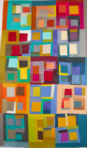 best abstract quilts images on pinterest  quilting ideas