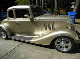 1933 to 1935 Chevrolet 5-Window Coupe for Sale on ClassicCars.com ...