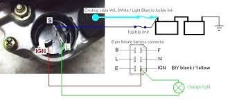 alternator wiring diagram nippondenso wiring diagram essig nippondenso alternator wiring diagram techenginek seriesalternator external voltage regulator wiring diagram alternator wiring diagram nippondenso