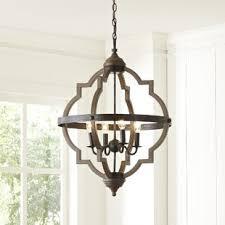 image chandelier lighting. Bennington Candle-Style Chandelier Image Lighting 1