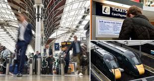 Train Season Ticket Smashes 11 000 As Rail Fares Are Hiked