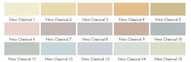 Crown Trade Colour Collection Colour Chart Crown Historial Colour Collection