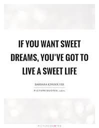 Sweet Dream Quote Best Of Sweet Dream Quotes Sayings Sweet Dream Picture Quotes