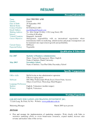 Format Of Cool Resume Templates For Mac Joodeh Com
