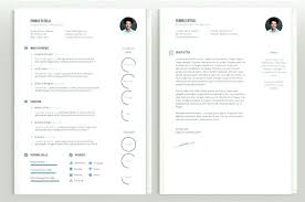 Creative Resume Templates Word Unique Resumes Templates Creative ...