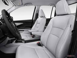 2018 honda ridgeline front seat