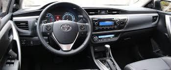 toyota corolla 2015 interior. dashboard view of corolla altis 2015 toyota interior