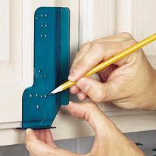 cabinet handle template fresh cabinet hardware jig full size cabinet door handle jig how to